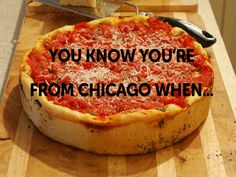 7 Foods Chicago Natives Can't Live Without #deepdish #pizza #tacos #rum #rumchata #icecream #chicago #eat