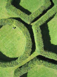 The Geometrical Gardens in Herning . photos by Carl Theodor Sørensen Architecture Awards, Garden Architecture, Gothic Architecture, Architecture Design, Landscape Design, Garden Design, Pantheism, Formal Gardens, Garden Landscaping
