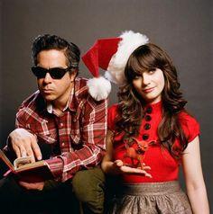 Zooey Deschanel/She & Him Announce Christmas Album