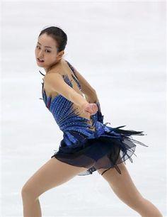 Mao Asada Japan Open 2013