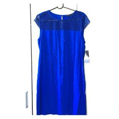 ZARA tunic / t shirt dress Lightweight royal blue tunic / t shirt dress from ZARA. NWT. Zara Tops Tunics