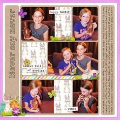 Never Say Never by Jacinda using Words and Pictures Templates 7