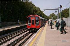 Croxley Rail Link Project, London