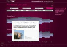 Feelscape Gefühlslandschaften ANGST www.feelscape.de