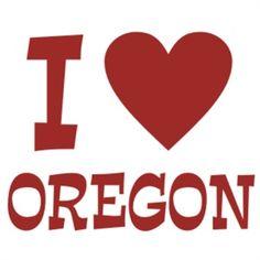 Love Oregon Gifts
