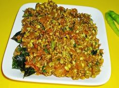 akshaypatre recipes: Matki chi Usal Recipe  - Sprouted Moth Beans Usal