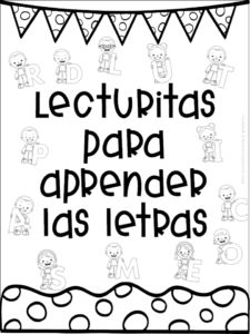 Excellent lecturitas to learn the letters for first and second grade of pr . - Excellent lecturitas to learn the letters for first and second grade of primary Spanish Lessons For Kids, Spanish Activities, Teaching Spanish, Learning Activities, Kids Learning, Activities For Kids, Spanish Classroom, Bilingual Education, Preschool Education