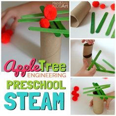 Preschoolers are natural born engineers.  Engineering for preschoolers is the process of building and designing something to solve a problem. With a few simple materials, you can challenge your child's thinking and grow their problem-solving skills. Inspired by our Chicka, Chicka Boom Boom Alphabet tree, this engineering activity will have your child experimenting with materials to …