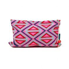 Clutch Wayuu - Cerámica