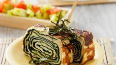 Rezept: Algen-Omelette
