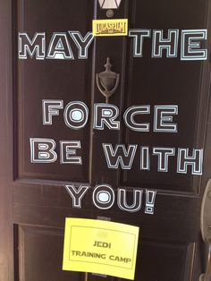 Star Wars party ideas (Mal, this made me think of you)