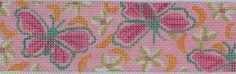 Lilly-inspired butterflies belt or Eliza B. flip-flops