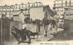 Le Maquis de Montmartre - Paris 18ème