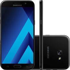 "Samsung Galaxy A5 Dual Chip Android 6.0 Tela 5.2"" Octa-Core 1.9GHz 32GB 4G Câmera 16MP - 3 Cores Disponíveis << R$ 112639 >>"