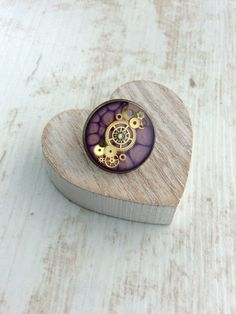 Your place to buy and sell all things handmade Steampunk, Wedding Cufflinks, Lilac, Purple, Tie Pin, Cogs, Hat Pins, Glass Domes, Print Pictures