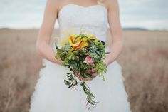 A Trio of Bridal Inspiration Shoots from Bailey Is Brown Photography