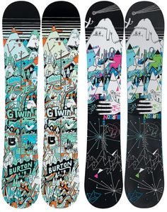I officially want to design snowboards