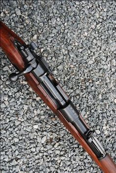 Deactivated Mauser Sniper Rifle - the infamous fitted with various scope configerations - Check this page for Deactivated Kar 98 Mauser Sniper Rifle! Weapons Guns, Guns And Ammo, K98, 357 Magnum, Bolt Action Rifle, Lever Action, Cool Guns, Shotgun, Firearms