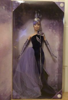 Barbie The Sterling Silver Rose 2001 Bob Mackie for Avon Collector Edition. Never removed from box. Shipped fast and free.