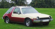 Pacer  Once voted the worst car design of all time