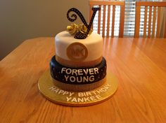 MK design cake