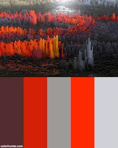 1000 images about color schemes on color