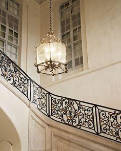 SALE Paris Photography Hotel Biron Staircase by TheParisPrintShop