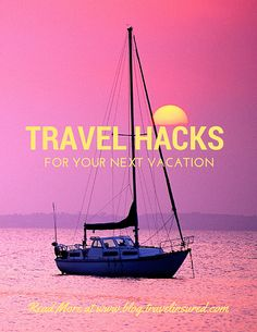 Some of the best travel hacks for your next vacation! #traveltips #travelinsured