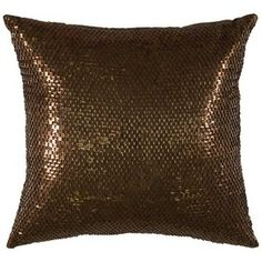 bling pillow