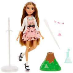 Project Mc2 Doll with Experiment, Adrienne's Volcano - Walmart.com