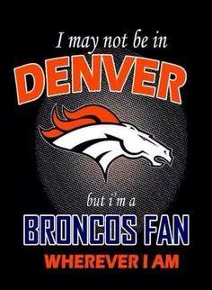 #DenverBroncos #SB50Champions #BroncosCountry #UnitedInOrange