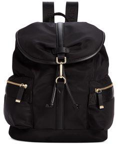 Calvin Klein Parker Ballistic Nylon Backpack | Calvin Klein ...