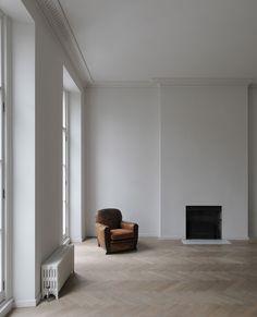 drdh architects / bryanston square apartment, marylebone