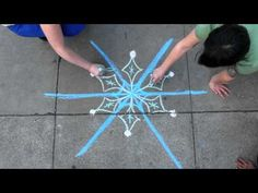 Ways to make snowflakes are as numerous and unique as, well, you know...
