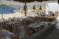 Alemagou Beach Bar, Mykonos Town: See 188 unbiased reviews of Alemagou Beach…