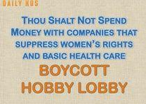 Boycotthobbylobby