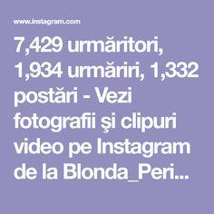 7,429 urmăritori, 1,934 urmăriri, 1,332 postări - Vezi fotografii şi clipuri video pe Instagram de la Blonda_PericuloasaOficial (@blonda_periculoasa_oficial) Clipuri Video, Blond, Photo And Video, Instagram, Videos