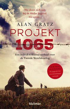 Projekt 1065 is een indrukwekkende oorlogsroman over de 13-jarige Michael O'Shaunessy in de Tweede Wereldoorlog. Van bestsellerauteur Alan Gratz.