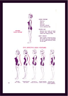 Good Posture Repinned by SOS Inc. Resources http://pinterest.com/sostherapy.