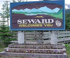 Seward Alaska, I want to go back!