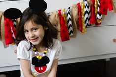 Mickey Mouse Birthday Party Ideas | Photo 1 of 30