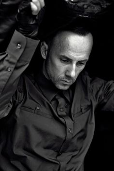 "Nergal (Adam Darski) - ""Extreme metal should be about being something that puts you into a very uncomfortable position. It's like with any form of extreme art. When you go and see Antichrist by Lars von Trier, you believe that the actor is disturbed. That's what I consider extreme."""