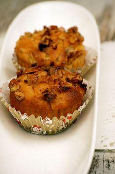 Muffiny z jabłkami #thermomix #muffiny
