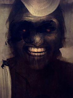"""""""Fluorescent Black"""" - Sam Weber"""