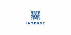 """Intense"" logo & identity on Behance"
