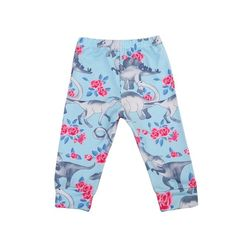 The Floral Deer & Dino Summer Leggings from kidspetite.com!  Adorable & affordable baby, toddler & kids clothing. Shop from one of the best providers of children apparel at Kids Petite. FREE Worldwide Shipping to over 230+ countries ✈️  www.kidspetite.com  #leggings #newborn #clothing #baby #infant #girl