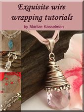I like to make jewelry - want to learn more about wire wrapping.