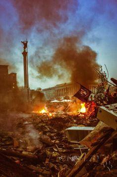 Революция (перезагрузка) 19 лютого 2014 р. фото: Svetlana Savelieva