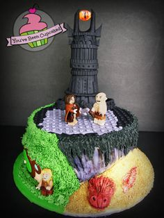 """One Cake to Rule them All"""