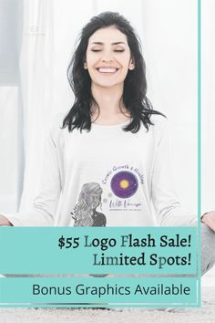 Intuitively Designed Flash Logo Sale! Only $55 but VERY LIMITED spots available at this price! Bonus graphics available for those who leave a testimonial or make a referral! Spiritual Entrepreneurs Business Branding & Website Design. Marketing for Spiritual Entrepreneurs, Coaches and Energetic Healers Content Marketing, Media Marketing, Make Money Blogging, How To Make Money, Set Up Email, Branding Website, Seo Tips, Business Entrepreneur, Business Branding